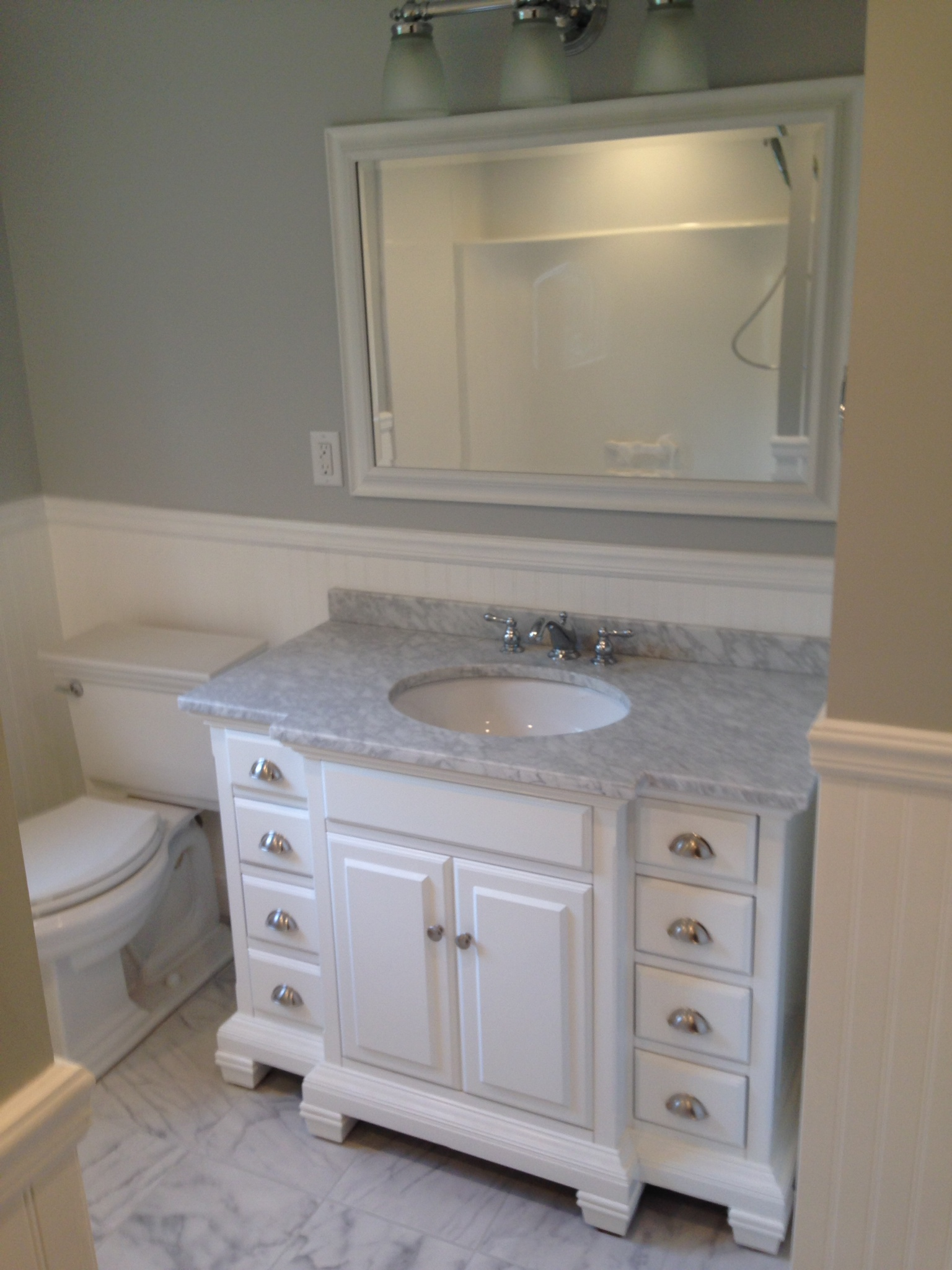 Scituate Handyman The Handyman Service - Handyman bathroom remodel
